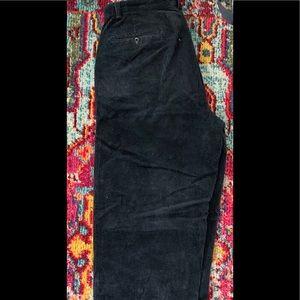 Polo Ralph Lauren corduroy blue pant